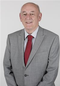 Councillor Phil Hourahine