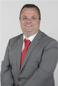 Councillor Jason Hughes