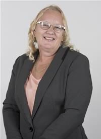 Councillor Janet Cleverly
