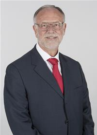 Councillor Graham Berry